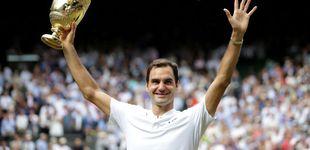 Post de La lección de paternidad de Roger Federer