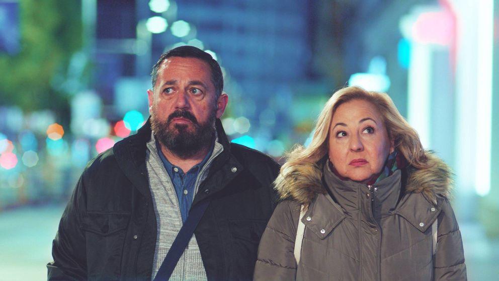 'Un efecto óptico': una pareja de Burgos se pierde por Nueva York