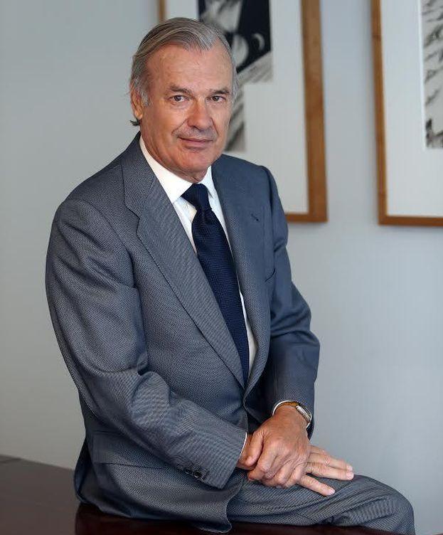Foto: Rodrigo Echenique, nuevo presidente no ejecutivo de Metrovacesa (EFE)