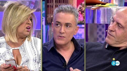 Nuevo frente contra Terelu: Matamoros se mofa de que ya no es presentadora