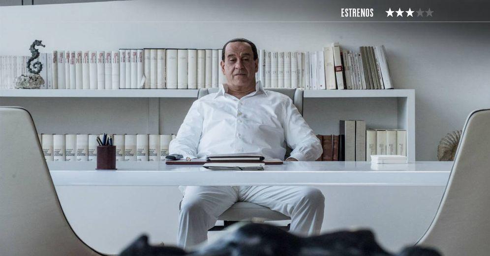 Foto: Toni Servillo interpreta a Silvio Berlusconi en la última película de Paolo Sorrentino. (DeAPlaneta)