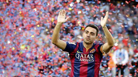 La falta de compromiso de Xavi, otro ejemplo de la decadencia del Barça