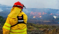 Foto de Las erupciones no ayudan a calentar el planeta, lo enfrían
