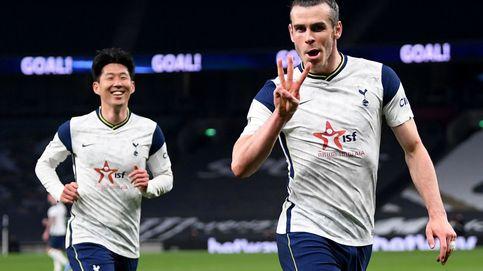 Los goles de Bale alivian a un Real Madrid que no contempla su regreso
