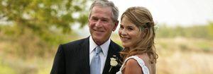 Foto: George Bush, abuelo por primera vez