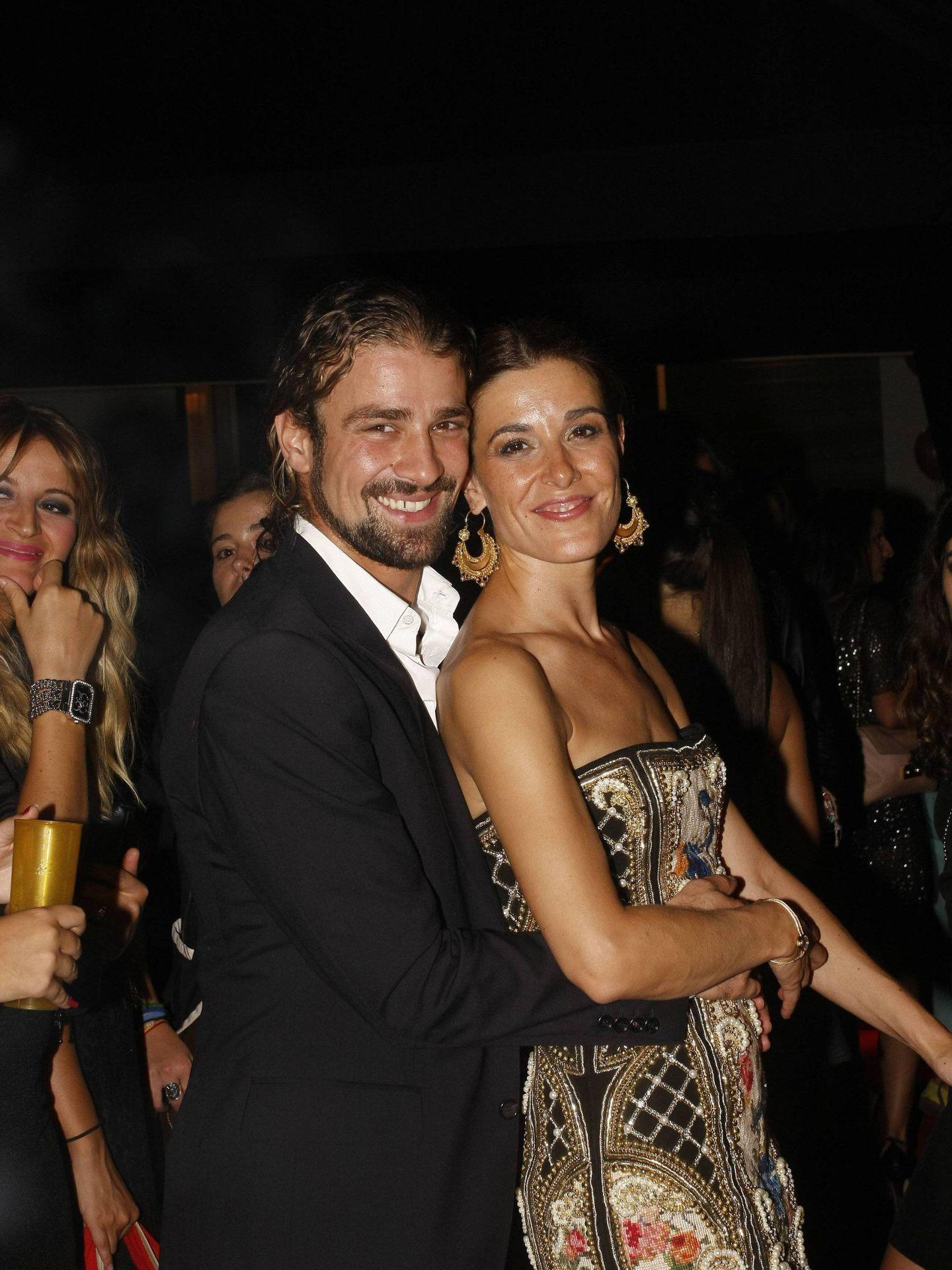 Mario Biondo y Raquel Sánchez Silva, en una imagen de archivo. (Cordon Press)