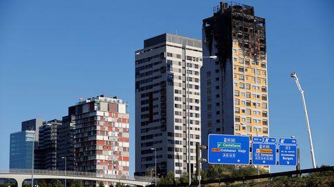 A juicio por quemar con una barbacoa tres plantas de un edificio de Madrid