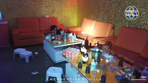 Desalojan de madrugada un karaoke en Sevilla con 81 personas, nueve menores