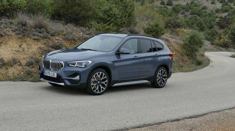 BMW X1, a la espera del híbrido enchufable