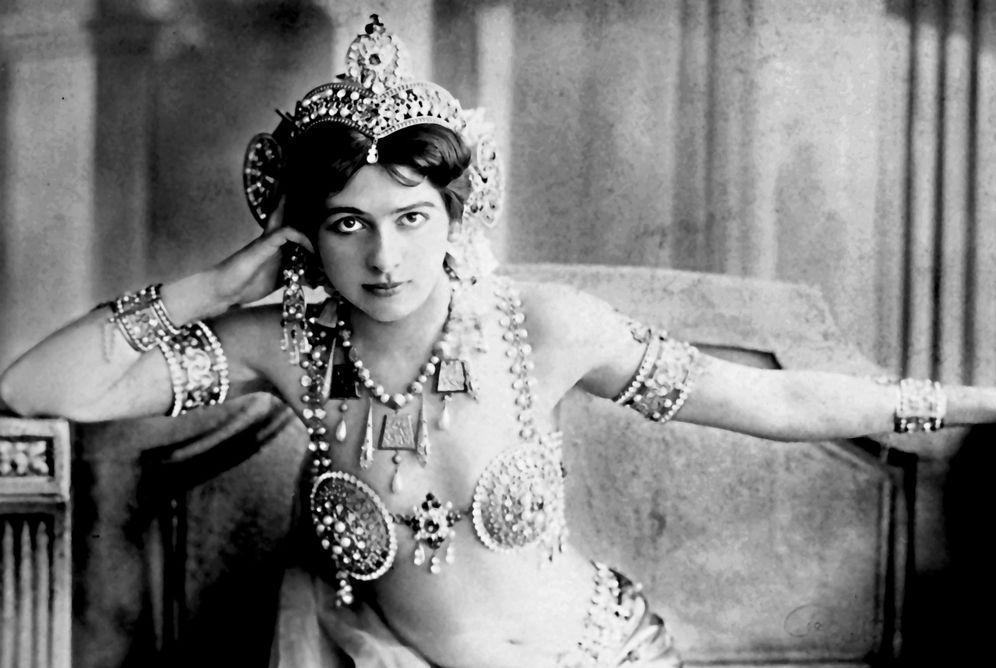 Foto: Mata Hari, espía de leyenda (EFE)