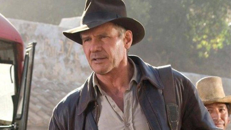Harrison Ford como Indiana Jones. (Lucasfilms)