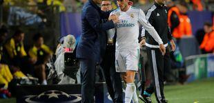 Post de El perdón de Zidane llega a Ceballos pero no se extiende al frágil Gareth Bale