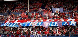 Post de Osasuna - Granada: horario y dónde ver en TV y 'online' La Liga