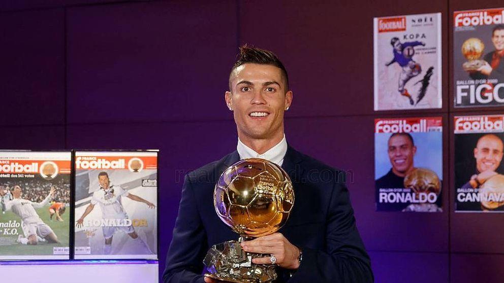 Cristiano Ronaldo gana todos los asaltos