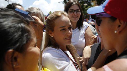 Lilian Tintori, de campeona de kitesurf a combativa opositora venezolana