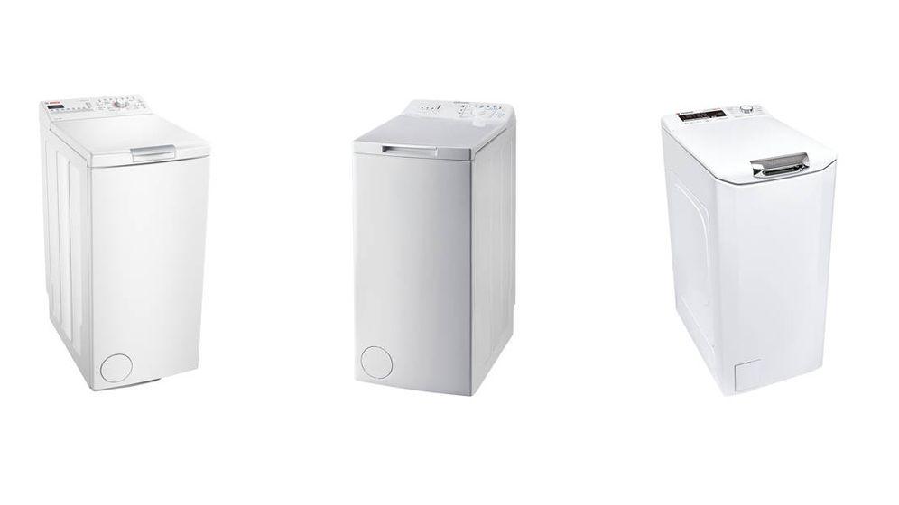 Foto: Las lavadoras de carga frontal son perfectas para aquellos lugares en los que el espacio es reducido