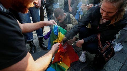 Cuando para Marchar por la Igualdad necesitas a la policía