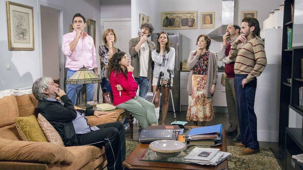 Foto: Fotograma de 'La que se avecina', la serie estrella de Mediaset España