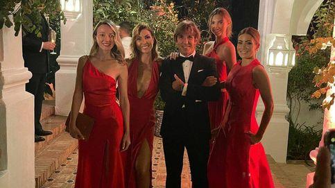 Impresionante fiesta posboda de Francisco de Borbón: lujo, música y fuegos artificiales