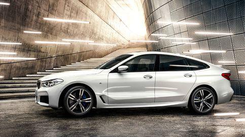Elegancia, deportividad y confort. Así es el nuevo BMW Serie 6 Gran Turismo