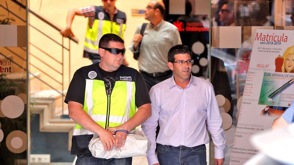 El juez deja en libertad con cargos al presidente de la Diputación de Valencia