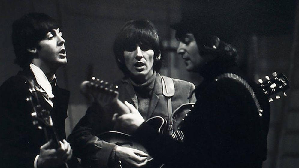 Foto: Así eran los Beatles en la intimidad según su fotógrafo
