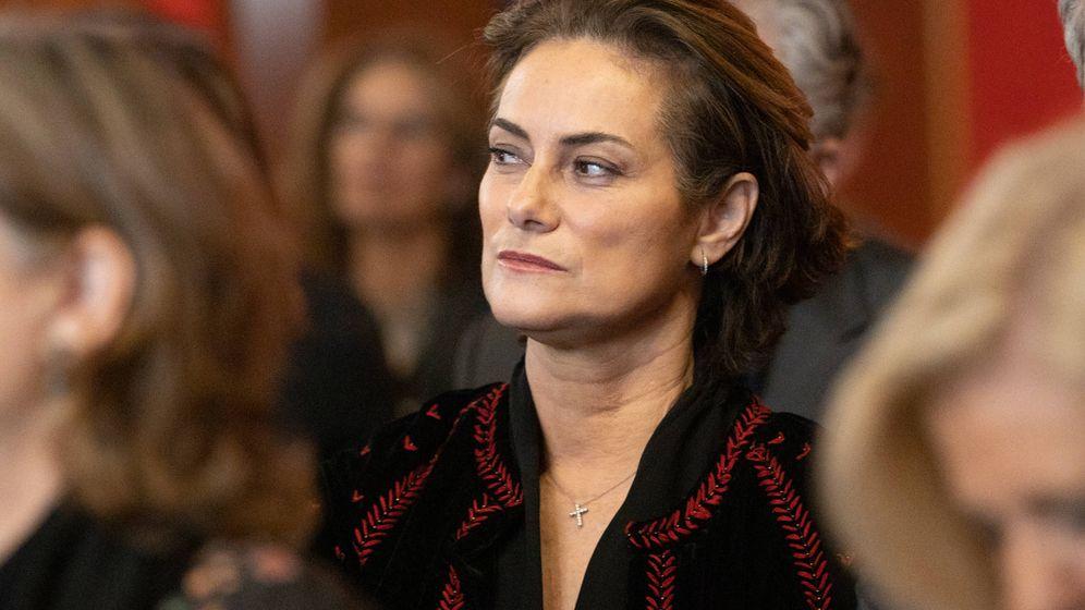 Foto: María Segimon de Manzanos, en una foto de archivo.