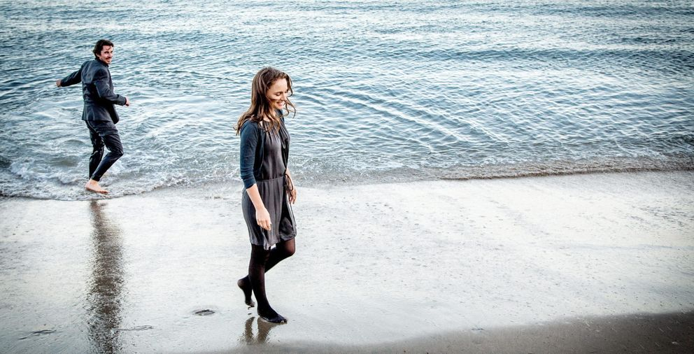 Foto: Christian Bale y Natalie Portman, en 'Knight of cups', del director norteamericano Terrence Malick. (REUTERS)