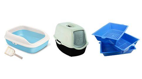 Los mejores areneros para gatos y bandejas de arena de fácil limpieza