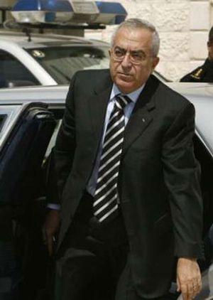 Abas nombra a Fayad nuevo primer ministro palestino