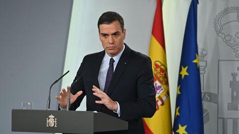 Sánchez planea eludir a la prensa en fin de año escudándose en la investidura