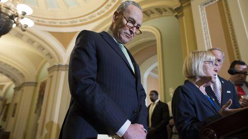 Chuck Schumer, líder de la minoría del senado de EEUU