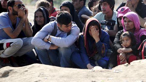 No es una crisis de refugiados