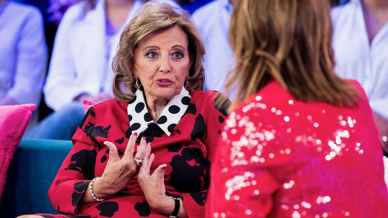 María Teresa Campos se venga de 'Sálvame' en Telemadrid: ¿Duermen tranquilos?