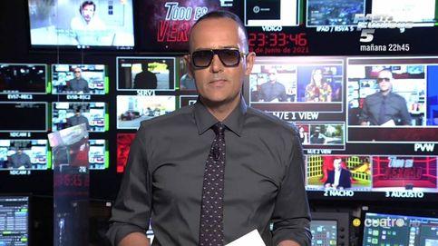 El escalofriante episodio que vivió Risto Mejide con José Luis Moreno en Tele5