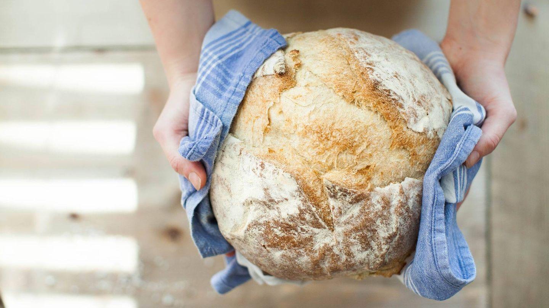 Con las amasadoras podrás disfrutar del agradable olor del pan recién hecho (Foto: Pixabay)