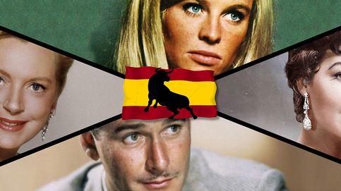 Las estrellas de Hollywood que defendieron la 'marca España'