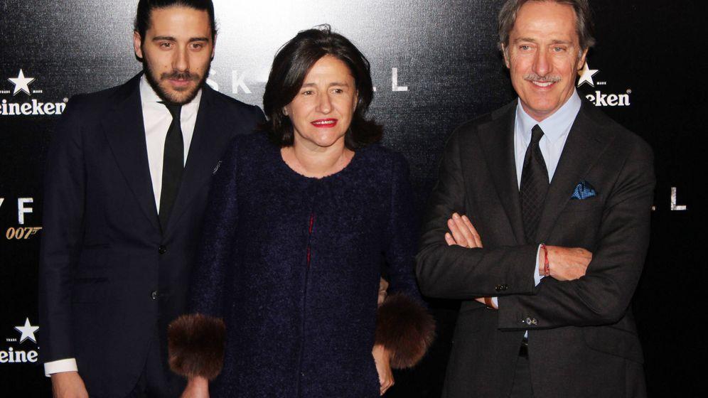 Foto:  Carlos Torretta, con sus padres. (Getty)