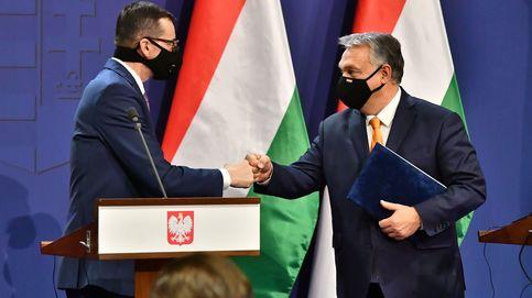 Hungría y Polonia se abren a desbloquear el plan de recuperación de la UE