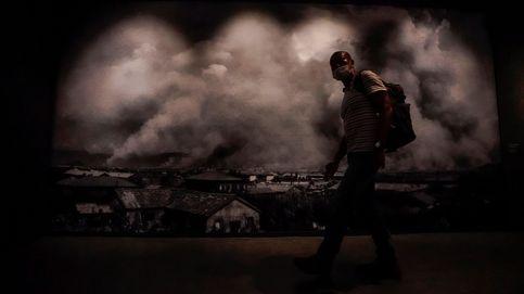 75 aniversario de Hiroshima y Nagasaki y explosión en Beirut:el día en fotos
