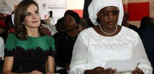 Post de La lujosa puesta en escena de la primera dama de Senegal frente a Letizia