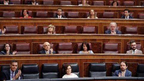 El Gobierno retoma su agenda social y simbólica ante la crisis del covid