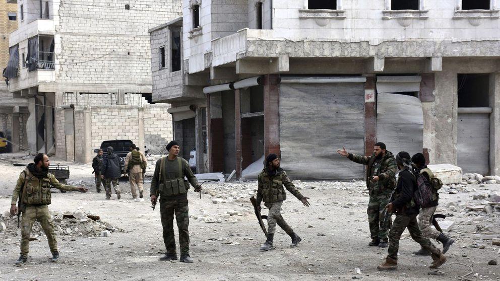La batalla de Alepo llega a su fin: así se han rendido los rebeldes frente a Al-Assad
