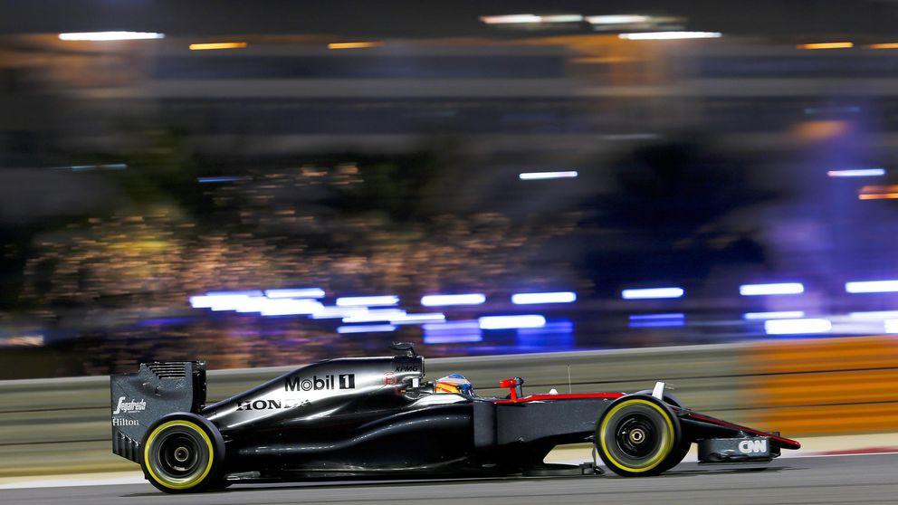Alonso: Estamos a las puertas de los puntos, ojalá sea en España
