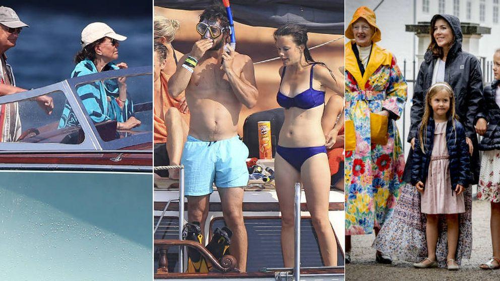 Saint Tropez, Grecia...: los destinos de los royals durante las vacaciones
