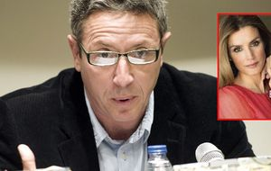 La prensa portuguesa 'rescata' al exmarido Letizia
