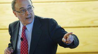 Al gobernador Linde no le gusta hacer 'lobby' ni ante el jefe Draghi