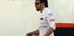 Post de Fernando Alonso y por qué McLaren le permite fichar por Adidas
