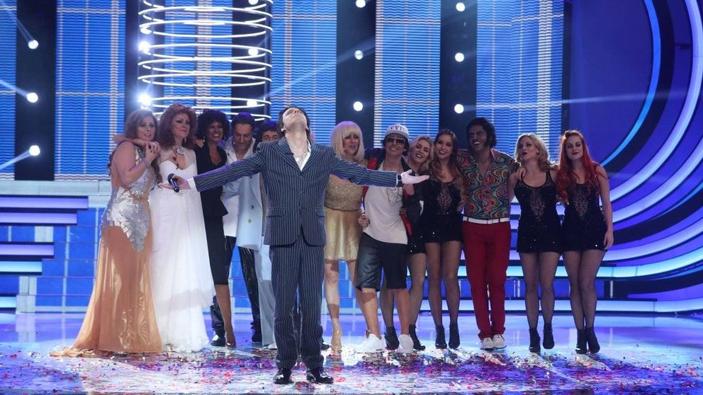 Blas Cantó se corona campeón de la quinta edición de 'Tu cara me suena'