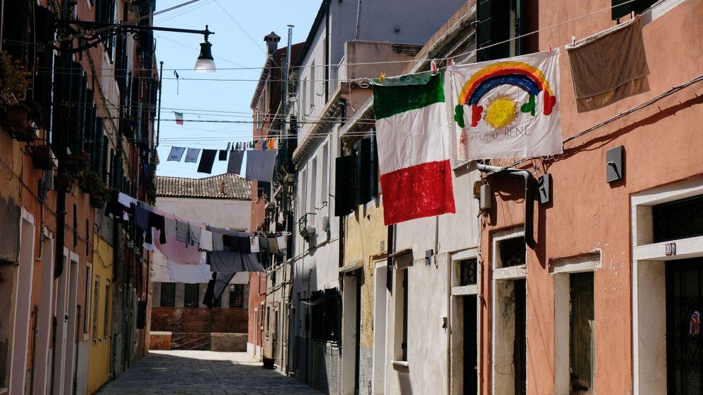 Última hora | Moody's bajará a Italia a 'bono basura' si la recuperación se aplaza a 2021